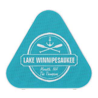 Ciudad de encargo de Winnipesaukee NH del lago, Altavoz Bluetooth