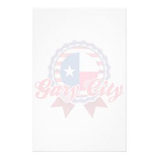 Ciudad de Gary, TX Papeleria Personalizada