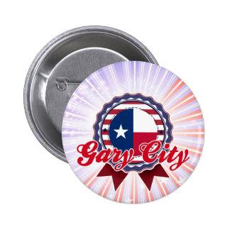 Ciudad de Gary, TX Pin