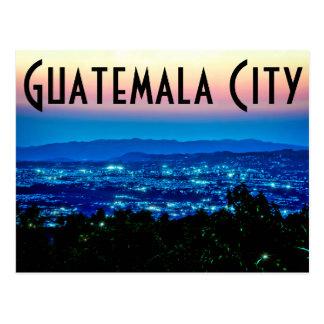 Ciudad de Guatemala, Guatemala, America Central en Tarjetas Postales