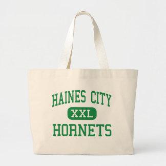 Ciudad de Haines - avispones - alta - ciudad la Fl Bolsas