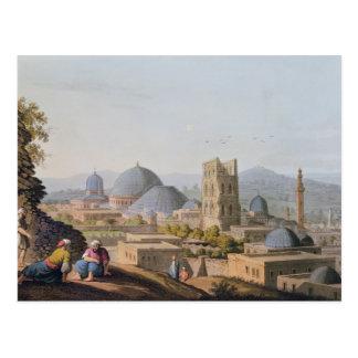 Ciudad de Jerusalén, 1812 Tarjetas Postales