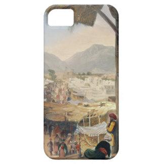 Ciudad de Kandahar, de su bazar principal y de la  iPhone 5 Case-Mate Carcasas