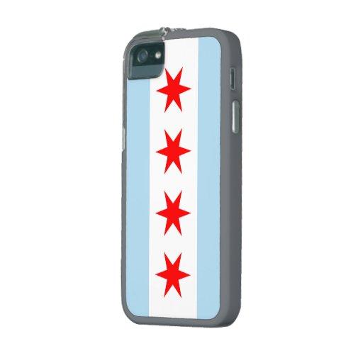 Ciudad de la bandera de Chicago