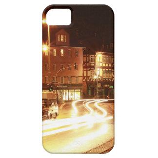 Ciudad de la caja del teléfono 5 de Marburgo I de Funda Para iPhone 5 Barely There