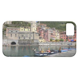 Ciudad de la ladera de Vernazza, Cinque Terre, Lig iPhone 5 Case-Mate Coberturas