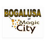 Ciudad de la magia de Bogalusa Postal