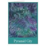 Ciudad de la pirámide (tarjetas)