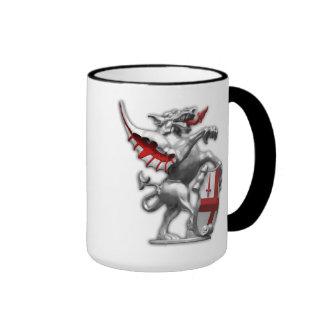 Ciudad de la taza del dragón de Londres
