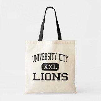 Ciudad de la universidad - leones - alta - Saint L Bolsa De Mano
