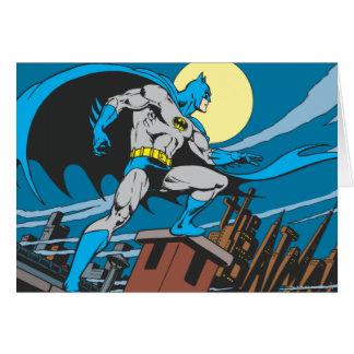 Ciudad de las encuestas sobre Batman Tarjetón