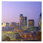 Ciudad de Londres Azulejos