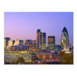 Ciudad de Londres Postal