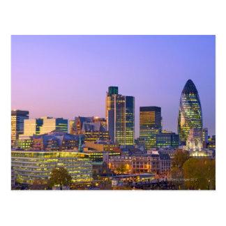 Ciudad de Londres Postales