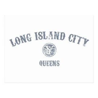 Ciudad de Long Island Postal