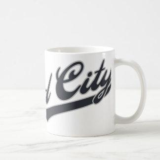 Ciudad de Long Island Taza De Café