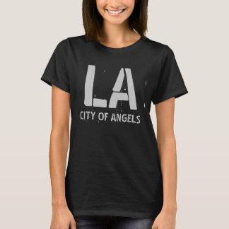 Ciudad de Los Ángeles de la camisa de los ángeles