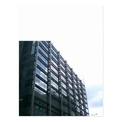 Ciudad de los edificios de Londres Tarjeta Postal
