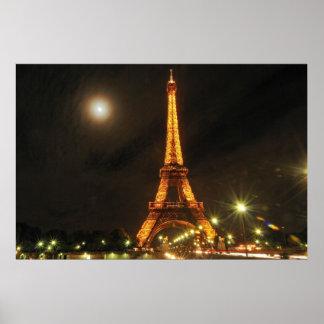 Ciudad de luces impresiones