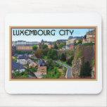 Ciudad de Luxemburgo Tapetes De Raton