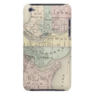 Ciudad de Menasha, ciudad de Neenah Case-Mate iPod Touch Funda