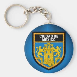 Ciudad de México Flag Keychain