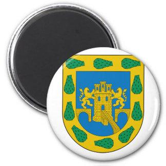 Ciudad de Mexico, Mexico 2 Inch Round Magnet