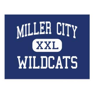 Ciudad de Miller - gatos monteses - alta - ciudad Postal