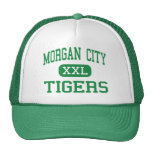 Ciudad de Morgan - tigres - joven - ciudad de Morg Gorras