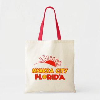 Ciudad de Myakka, la Florida Bolsas