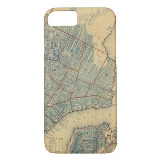 Ciudad de NewYork Funda iPhone 7