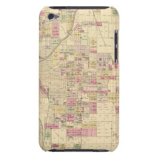 Ciudad de Omaha, Nebraska Case-Mate iPod Touch Carcasa