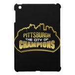 Ciudad de Pittsburgh caso del iPad de los campeone