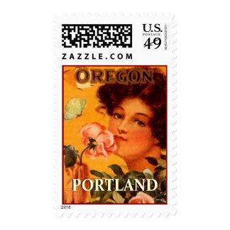 Ciudad de PORTLAND OREGON de los sellos de CofC de