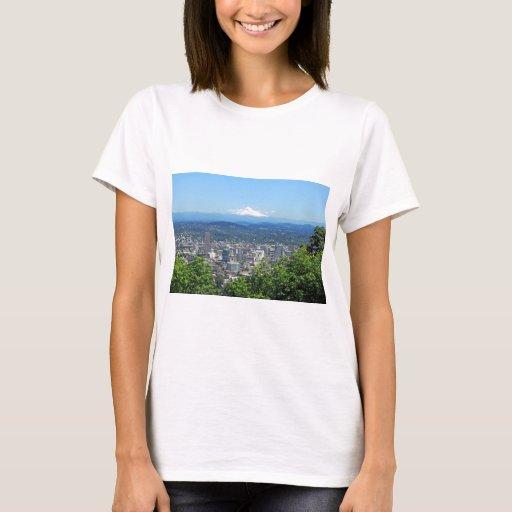 Ciudad de Portland, Oregon y Mountain View Playera