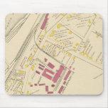 Ciudad de Portsmouth 4 Tapetes De Raton