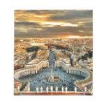 Ciudad de Roma Libreta Para Notas