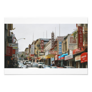 Ciudad de San Francisco China Cojinete