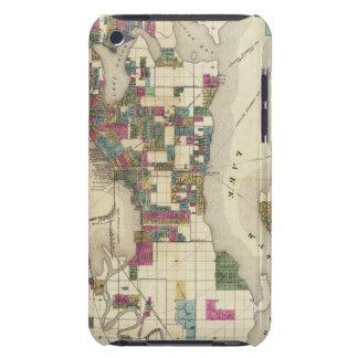 Ciudad de Sele y de alrededores iPod Touch Case-Mate Cárcasas