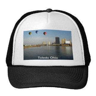 Ciudad de Toledo Ohio Gorras De Camionero