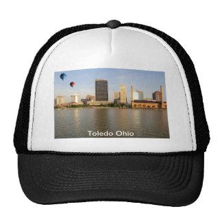 Ciudad de Toledo Ohio Gorros Bordados
