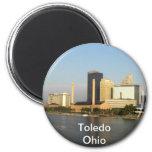 Ciudad de Toledo Ohio Imán Para Frigorífico