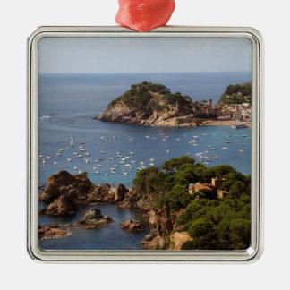 Ciudad de TOSSA DE MRZ. situada en la costa Brava. Ornamento Para Reyes Magos