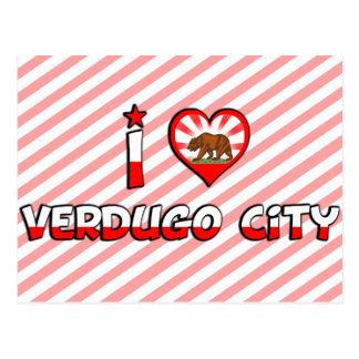 Ciudad de Verdugo CA Tarjetas Postales