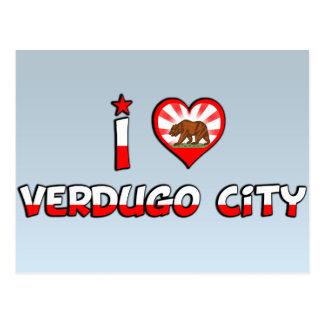 Ciudad de Verdugo CA Postal