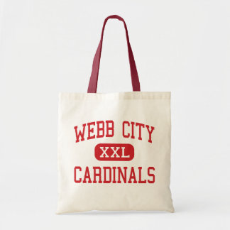 Ciudad de Webb - cardenales - centro - ciudad de W Bolsa