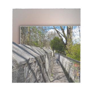 Ciudad de York, paredes de la ciudad Bloc De Notas
