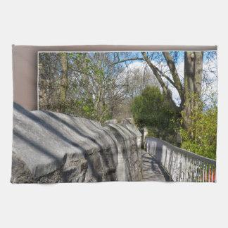 Ciudad de York, paredes de la ciudad Toalla De Mano