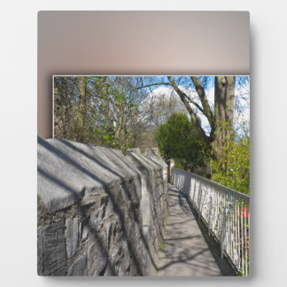 Ciudad de York, paredes de la ciudad Placa Para Mostrar