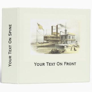 """Ciudad del barco de vapor de Mississippi de Carpeta 2"""""""